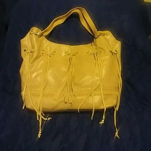 Dolce Vita Whipstitch Handbag